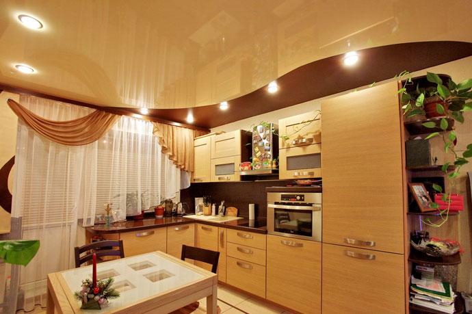 кухни красивый ремонт фото